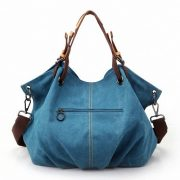 Kaylena-Womens-Water-Resistant-Khaki-Canvas-Shoulder-Bag2way-0-1
