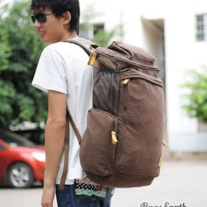 canvas-backpacks-for-college-backpack-computer-bags-black-khaki-coffee