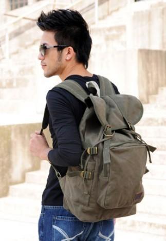 canvas-rucksack-backpack-best-laptop-backpack-for-travel